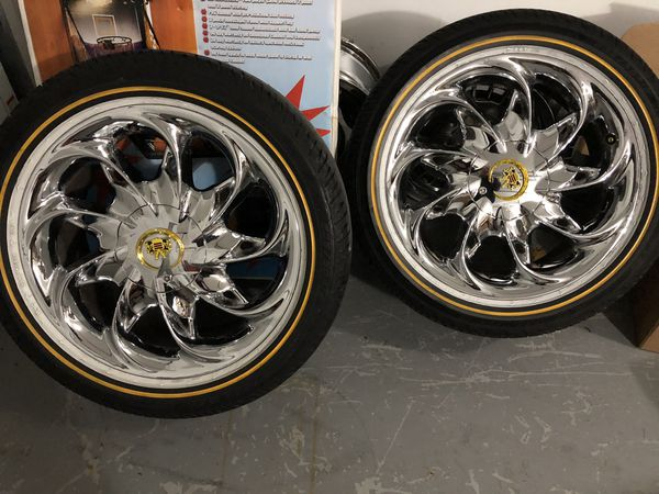18 Vogue Stardust Rims And Tires For Sale In Howell Nj