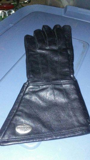 Harley Davidson Gauntlet Gloves for Sale in Denver, CO