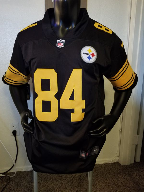 official photos 6a6b6 27854 NFL Pittsburgh Steelers Color Rush Antonio Brown for Sale in Highland, CA -  OfferUp