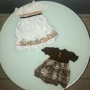 American Girl Doll Outfits - Fall Dress Set of 2 for Sale in Alafaya, FL