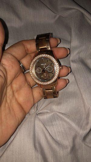 fossil watch women s for sale in katy tx offerup