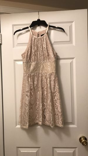 Ivory Lacy Holiday Dress for Sale in Washington, DC