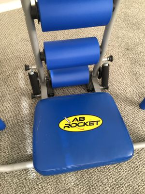 AB rocket / Exercise equipment for Sale in Cedar Hill, TX