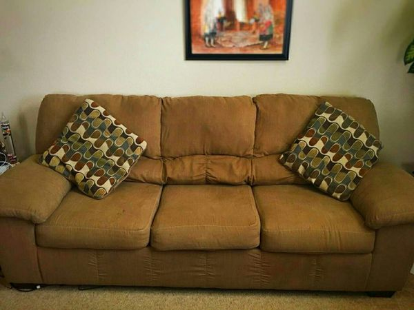Ashley's Dailey Sofa and loveseat