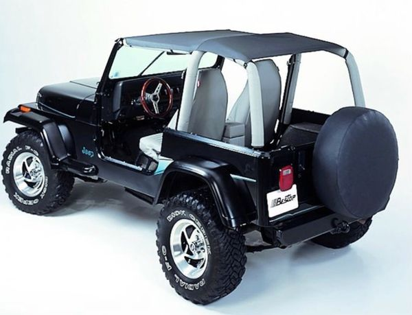 Jeep Safari Besttop Best Top Soft Cover Black 92 93 94 95 Wrangler Auto Parts In Portland Or Offerup