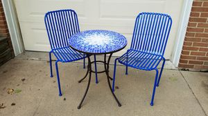 patio set very good condition $160. for Sale in Annandale, VA