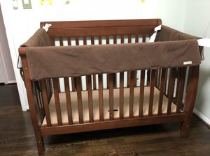 Solid wood Crib for Sale in Rockville, MD