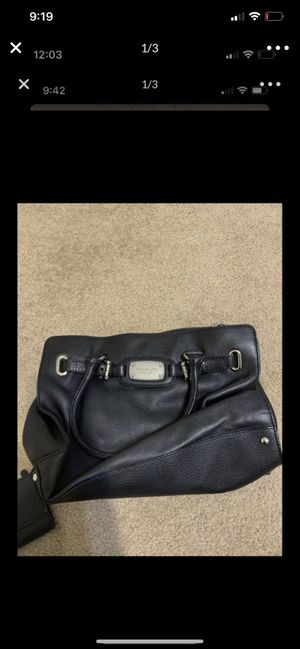 Photo 2 purse special black leather Michael kors and Kate spade crossbody purse