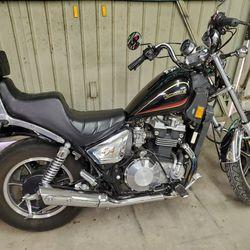 1987 Kawasaki 454 LTD Thumbnail