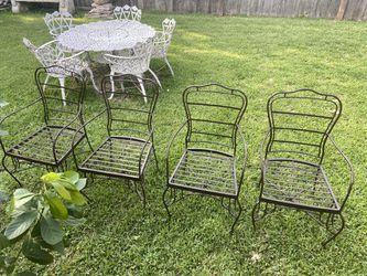 Outdoor heavy duty chairs Thumbnail