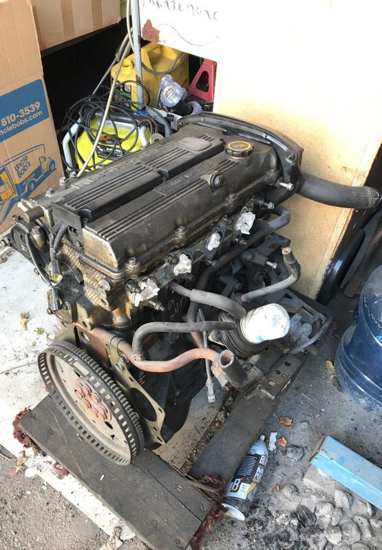 99 Kia Sportage 131k engine only long block for Sale in Milton, MA - OfferUp