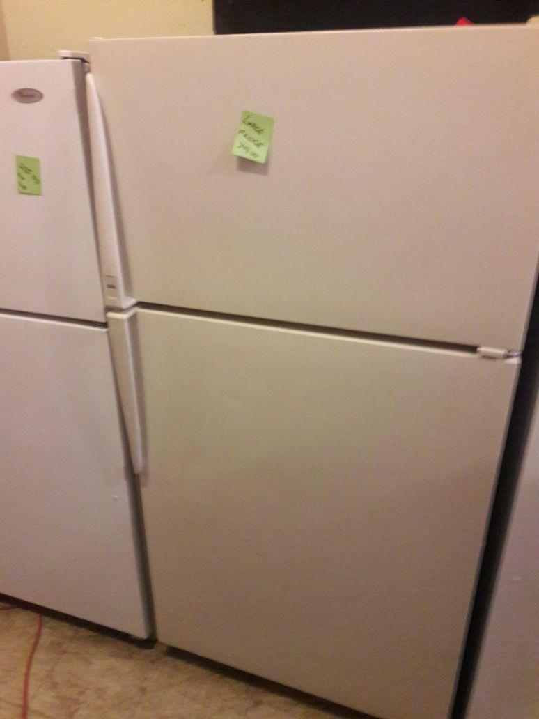 cream fridge