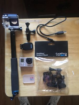 GoPro Hero 3+ MAKE AN OFFER for Sale in Denver, CO