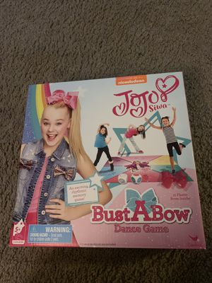 JoJo Siwa board game for Sale in Silver Spring, MD