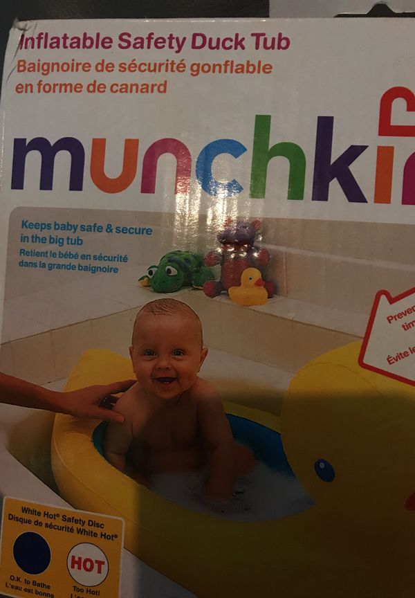 Inflatable safety duck tub for Sale in Fort Worth, TX - OfferUp