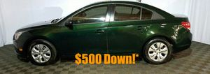 2014 Chevy Cruze $500 Down* for Sale in Columbus, OH