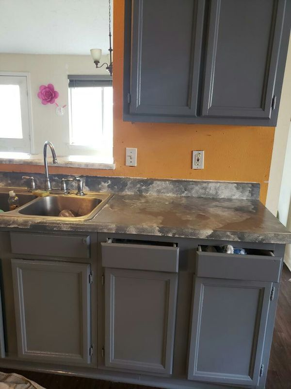 Kitchen cabinets paint for Sale in Houston, TX - OfferUp