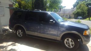2002 Ford Explorer for Sale in Arlington, VA