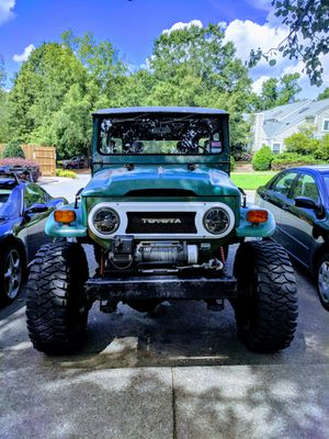 1974 Toyota Land Cruiser FJ40 for Sale in Chapel Hill, NC