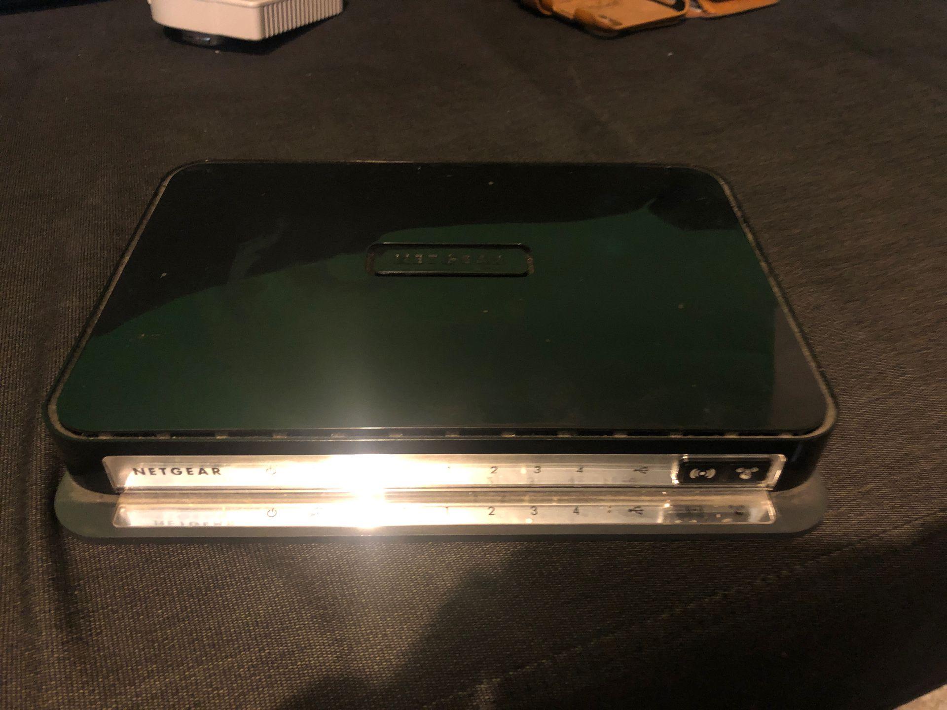 Netgear wireless tool band router