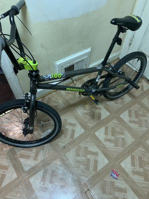 Mongoose trick bike great working condition for Sale in Washington, DC