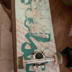 Chocolate Brand Skateboard  Thumbnail