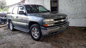Parting 2001 chevy Tahoe for Sale in Moyock, NC