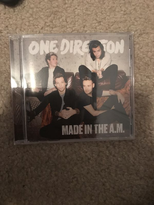 One Direction Made in the A M Album for Sale in Grimes, IA - OfferUp