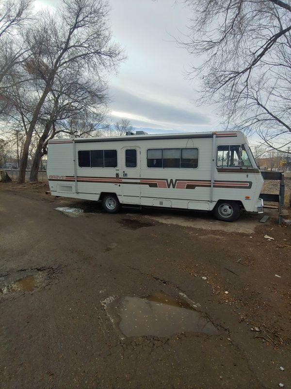 1982 Winnebago Brave For Sale In Denver CO