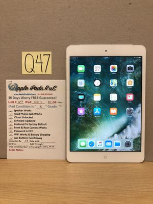 Q47 - iPad mini 2 32GB Cell-VZ for Sale in Los Angeles, CA