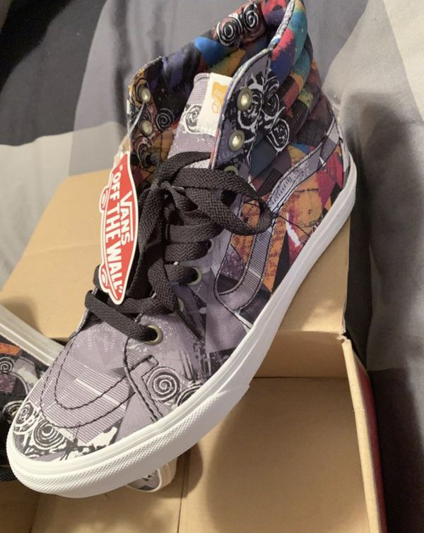 9217b86124 Vans Sk8-Hi Abstract (Limited Edition) for Sale in San Dimas, CA - OfferUp