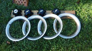 14 inch Rims, set of 4 for Sale in Rustburg, VA