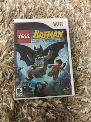 Nintendo Wii Batman LEGO Game for Sale in Reston, VA