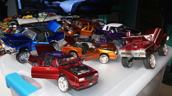 Donk Box And Bubble Dicast Model Car Collection For Sale In Dallas