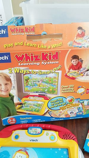 Whiz Kid Learning System for Sale in Chula Vista, CA