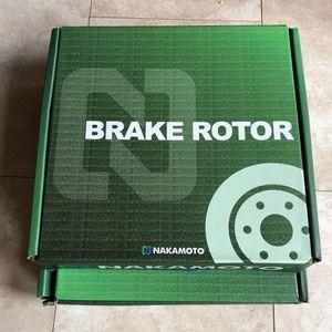 Brake Rotors Rear Mercedes Benz Ml320 2001 for Sale in Ashburn, VA