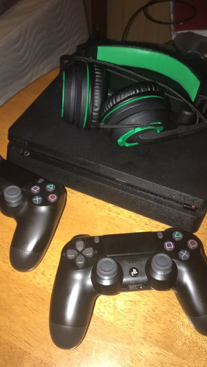 PS4 Slim 1 TB - PlayStation 4(New) for Sale in Wheaton, MD