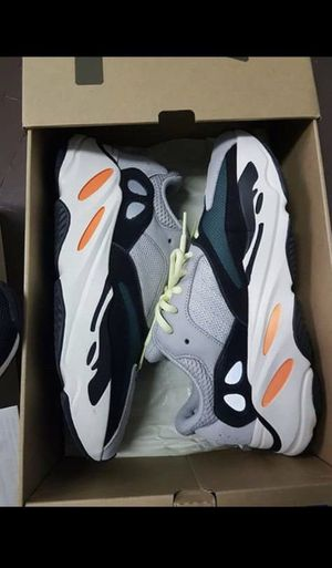 Yeezy 700 wave runner size 11 and 12 w/receipt for Sale in Washington, DC