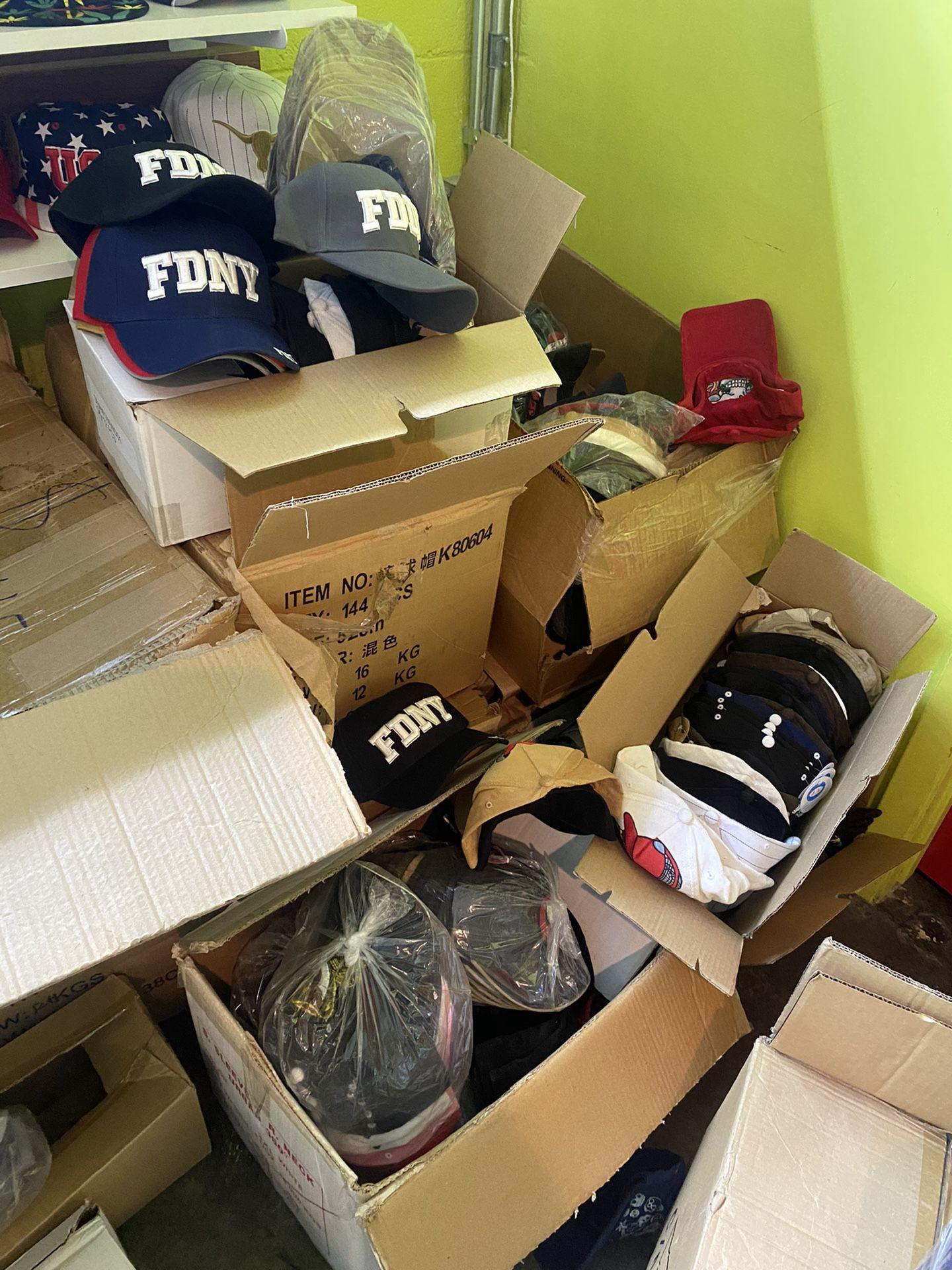 Hats 5$ Each