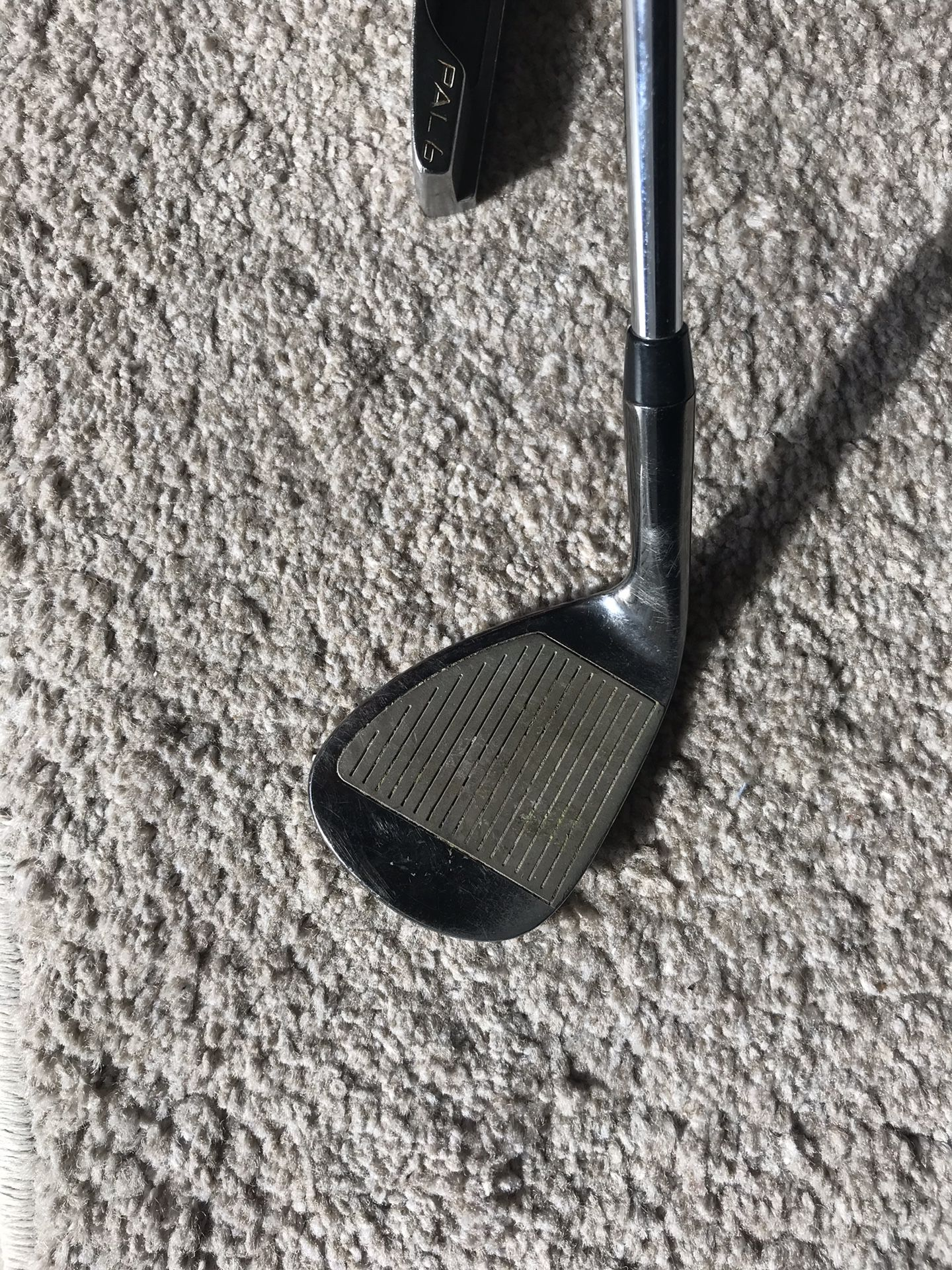 Pure Spin 56 degree wedge