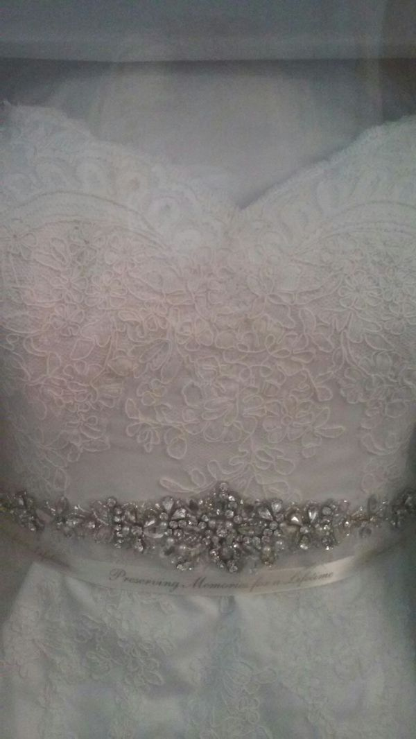 d2857ca7a534c New and Used Wedding dress for Sale in Santa Barbara, CA - OfferUp