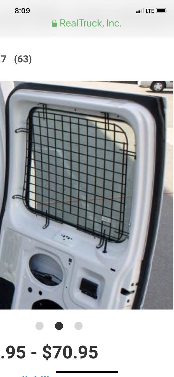 E 150 / 250 / 350 cargo van rear security screens  for Sale in Kansas City,  MO - OfferUp