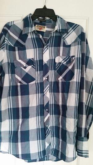 Plaid shirt for Sale in Gainesville, VA