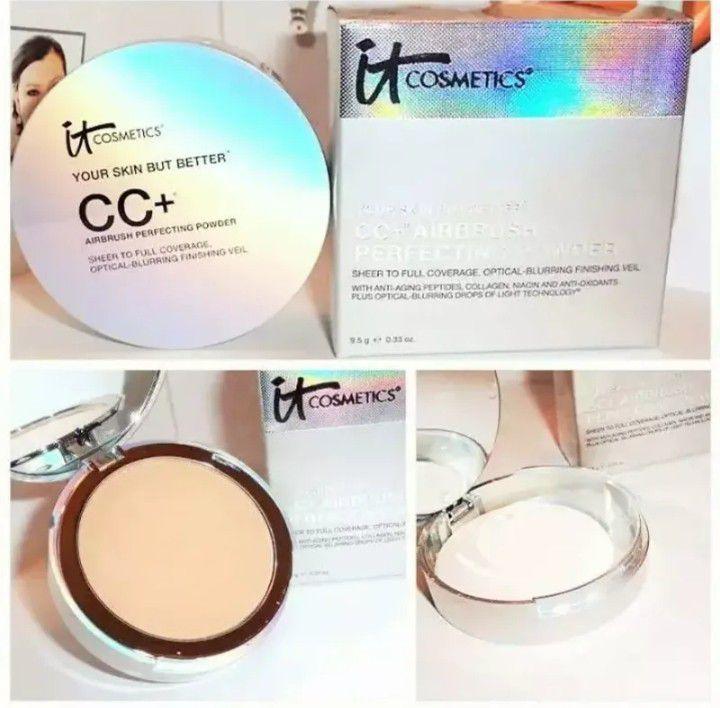 $20 each It Cosmetics CC Airbrush Perfecting Powder Full Coverage