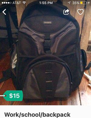 Work/school/backpack for Sale in Ashburn, VA