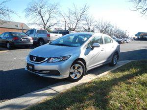 2014 Honda Civic LX for Sale in Fairfax, VA