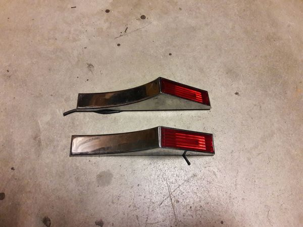 New Softail flush mount strut turn Signals for Sale in Santee, CA - OfferUp