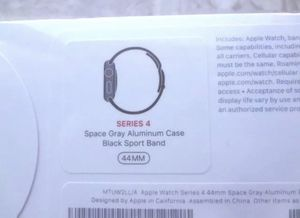 Brand new Apple Watch series 4 cellular for Sale in Winter Park, FL