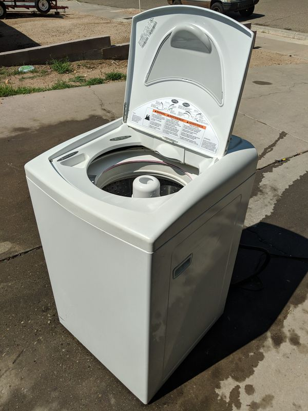 Portable Apartment Size Washer Clothes Washing Machine Whirlpool ...