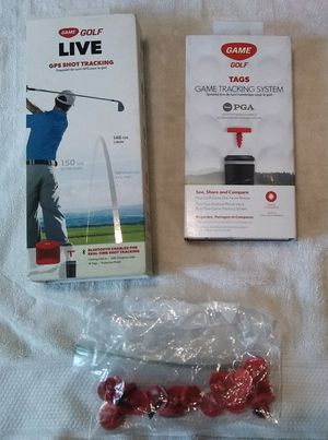 Game Golf Live GPS Club Tracking - Bluetooth for Sale in Lakewood, CA